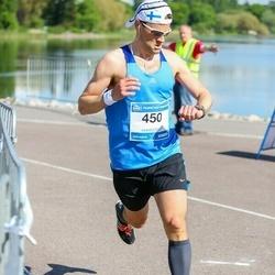 Helsinki Half Marathon - Mathias Lindqvist (450)