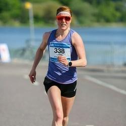 Helsinki Half Marathon - Leena Mäkäräinen (338)