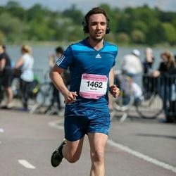 Helsinki Half Marathon - Martin Kinne (1462)