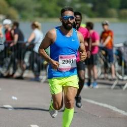 Helsinki Half Marathon - Mehmet Çetin (2961)
