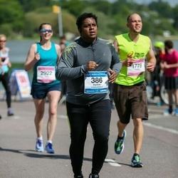Helsinki Half Marathon - Karthik Sindhya (386)