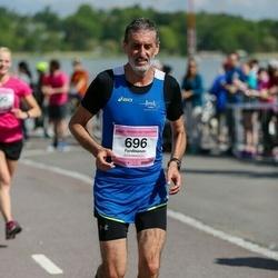 Helsinki Half Marathon - Ferdinando Aureli (696)
