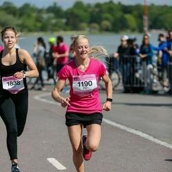Helsinki Half Marathon - Vilja Hukkinen (1190)