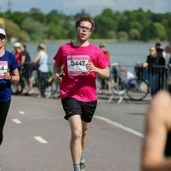 Helsinki Half Marathon - Lasse Östring (3447)