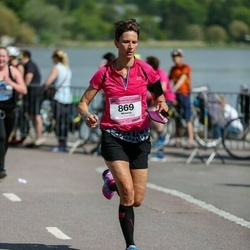 Helsinki Half Marathon - Melanie Engel (869)