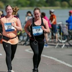 Helsinki Half Marathon - Maria Leinonen (318)