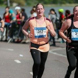 Helsinki Half Marathon - Kristiina Leinonen (317)
