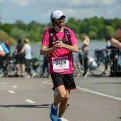 Helsinki Half Marathon - José María Peirano (2409)