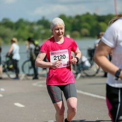 Helsinki Half Marathon - Sisko Salmiheimo (2120)