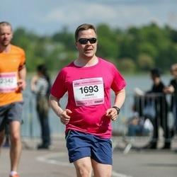 Helsinki Half Marathon - Jaakko Lankila (1693)