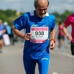 Helsinki Half Marathon - Giuseppe Giampaoli (938)
