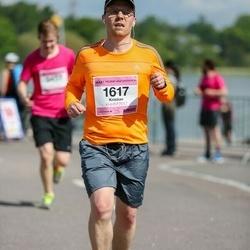 Helsinki Half Marathon - Kristian Kurki (1617)
