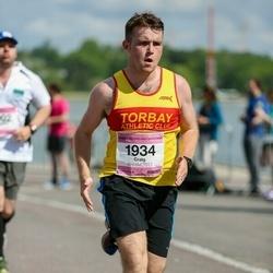 Helsinki Half Marathon - Craig Mcguire (1934)