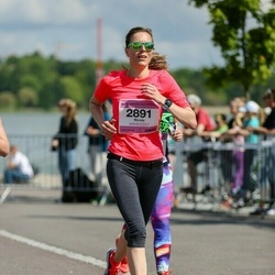 Helsinki Half Marathon - Severine Siebert (2891)