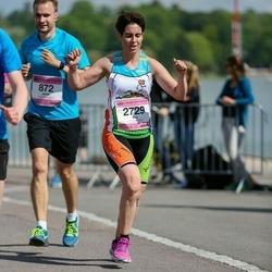 Helsinki Half Marathon - Eva Maria Sampedro (2729)