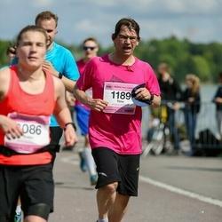 Helsinki Half Marathon - Timo Hujanen (1189)
