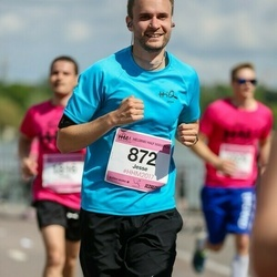 Helsinki Half Marathon - Jesse Enqvist (872)