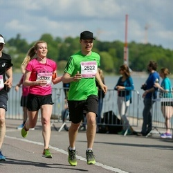 Helsinki Half Marathon - Tuomas Pärnänen (2522)