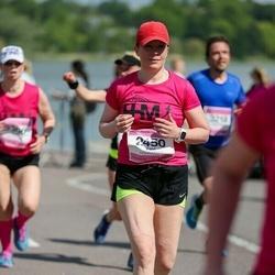 Helsinki Half Marathon - Päivi Petäjäniemi (2450)