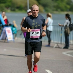 Helsinki Half Marathon - Ossi Parviainen (2390)