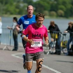 Helsinki Half Marathon - Susanna Kyöstilä (4026)