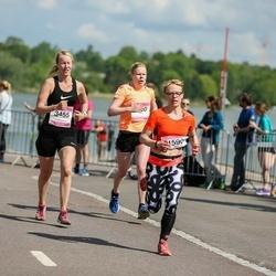 Helsinki Half Marathon - Susanna Laine (3455)
