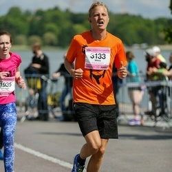 Helsinki Half Marathon - Mikko Venhuis (3133)