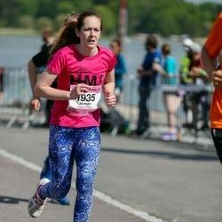 Helsinki Half Marathon - Michelle Mcmanus (1935)