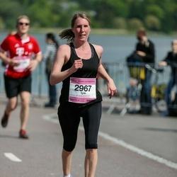 Helsinki Half Marathon - Tytti Tervonen (2967)