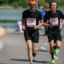 Helsinki Half Marathon - Timo Rimpiläinen (2597)