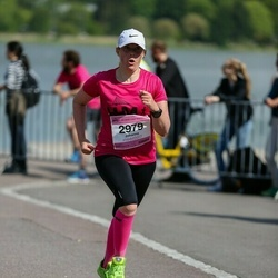 Helsinki Half Marathon - Johanna Tihveräinen (2979)