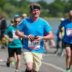 Helsinki Half Marathon - Jari O. Hiltunen (1127)
