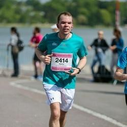 Helsinki Half Marathon - Samu Pelkonen (2414)