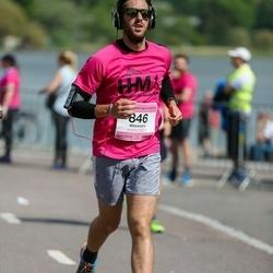 Helsinki Half Marathon - Alexandre Dutoit (846)