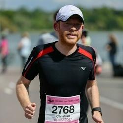 Helsinki Half Marathon - Christian Schultheiss (2768)