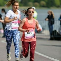 Helsinki Half Marathon - Anna Lampi (1687)