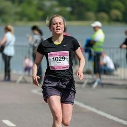 Helsinki Half Marathon - Riina Hautakangas (1029)