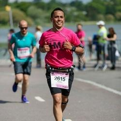 Helsinki Half Marathon - Castro Rangel Rodrigo (2615)