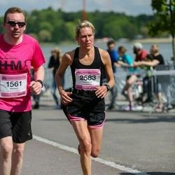 Helsinki Half Marathon - Johanna Reen (2583)