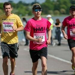 Helsinki Half Marathon - Edvard Rehnstrand (3383)