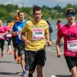 Helsinki Half Marathon - Julius Newman (3496)