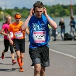 Helsinki Half Marathon - Jaakko Ruottinen (2652)