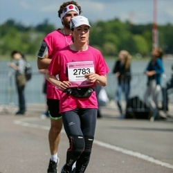 Helsinki Half Marathon - Aleksandra Semenovskaia (2783)