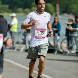 Helsinki Half Marathon - Sebastian Schneider (2766)