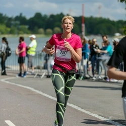 Helsinki Half Marathon - Maria Broman (757)
