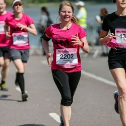 Helsinki Half Marathon - Pauliina Mäkkeli (2202)