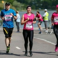 Helsinki Half Marathon - Tiina Hissa (1144)