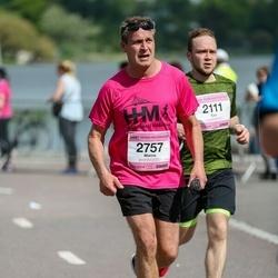 Helsinki Half Marathon - Marco Savolainen (2757)