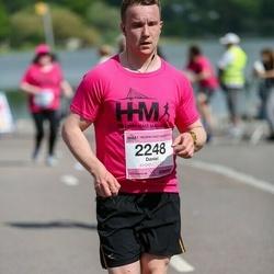 Helsinki Half Marathon - Daniel Nikola (2248)