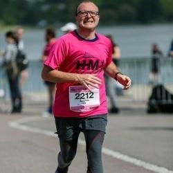 Helsinki Half Marathon - Antonio Napolitano (2212)